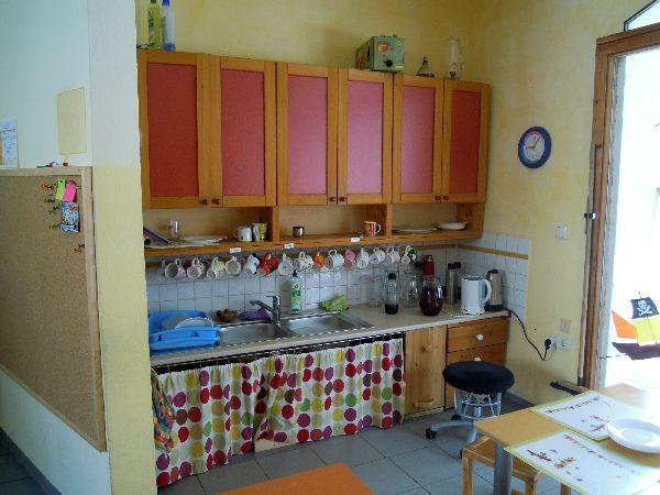Experimentier - Küche